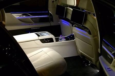 BMW Series 7 Van Marle