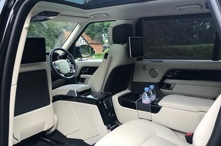 Range Rover Van Marle