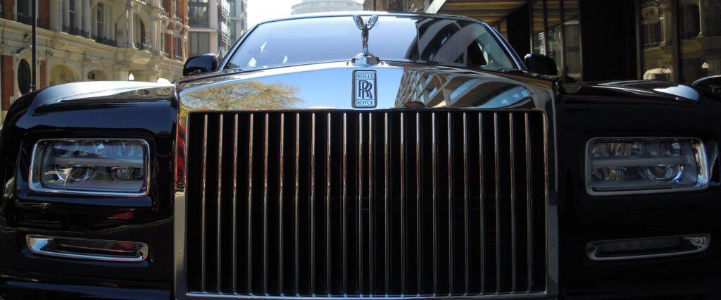 Luxury Chauffeurs Leeds Van Marle