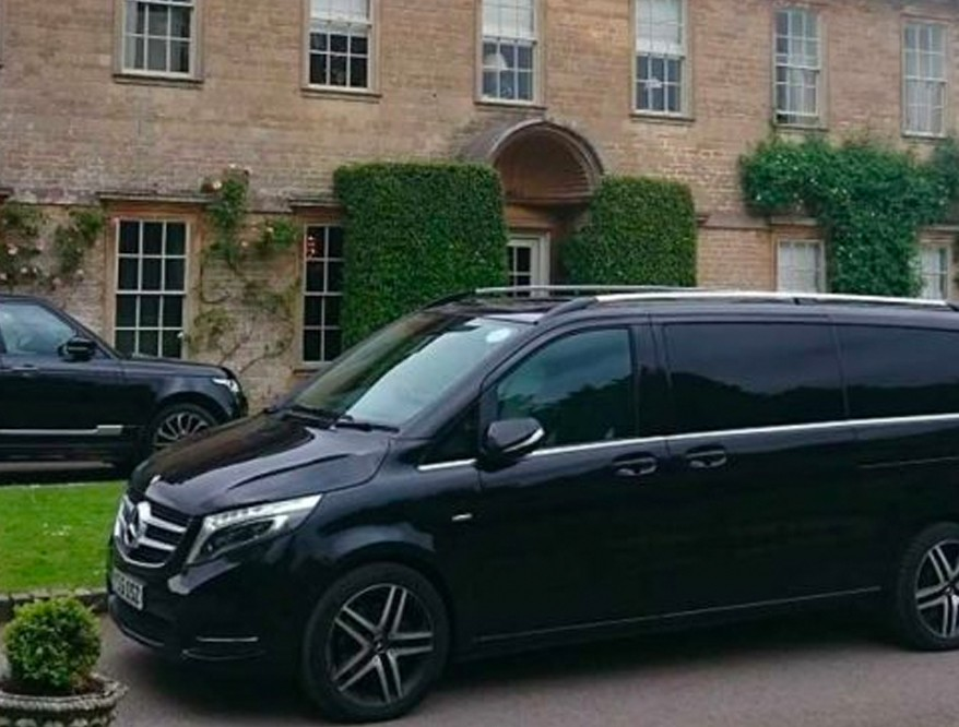 Luxury Minibus Hire Southampton Van Marle