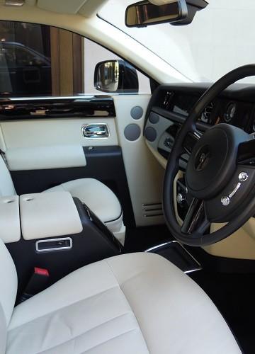 Rolls Royce Van Marle