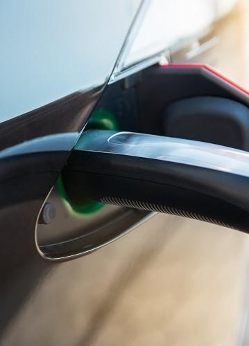 Tesla Model S Van Marle