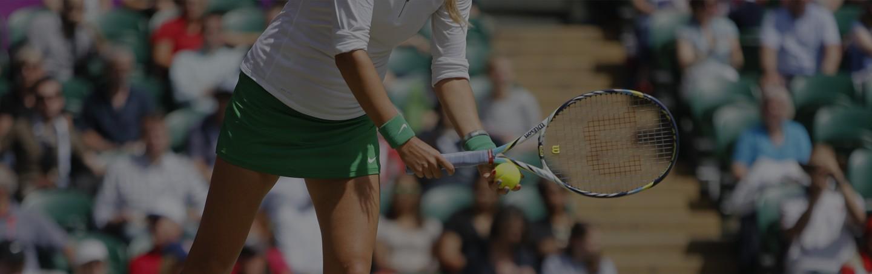 Wimbledon Tennis Van Marle
