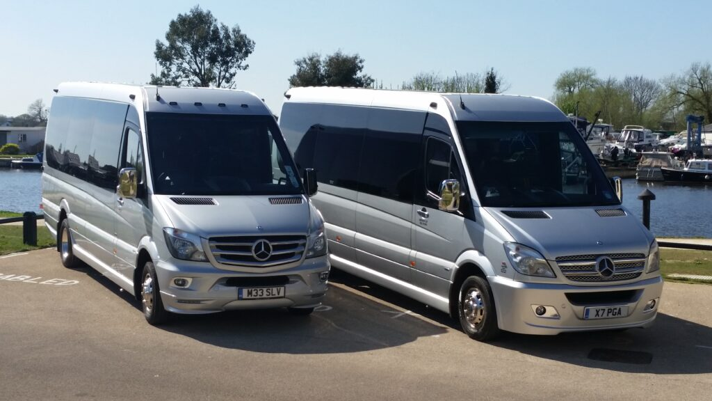 Luxury Chauffeurs Southampton Van Marle