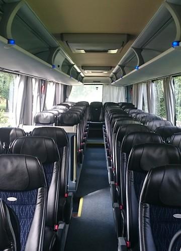 Minibus Manchester Van Marle